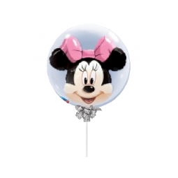 Ballon rempli d'air Minnie...