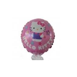 Ballon rempli d'air Hello...