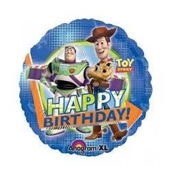 Ballon rempli d'air Toy Story