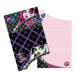 Invitations Monster High