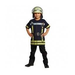 T-Shirt De Pompier