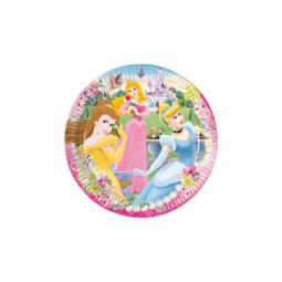 Assiettes Princesses Disney