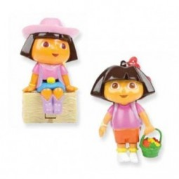 Figurine de Dora pour des...