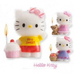 Bougie Hello Kitty