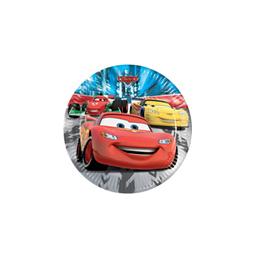 Assiettes Cars 2