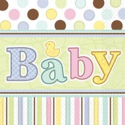Serviettes Tiny Bundle