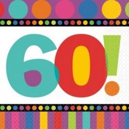 Dots & Stripes 60ème...
