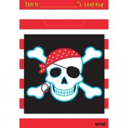 Pirate Party Sacs pour Bonbons