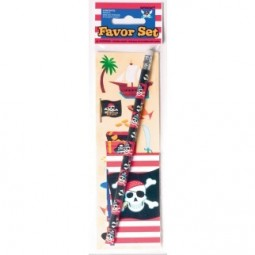 3 Jouets Pirate