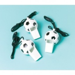Sifflet ballon football