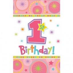 Nappe One Derful Birthday Girl