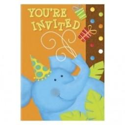 Invitations Jungle Party